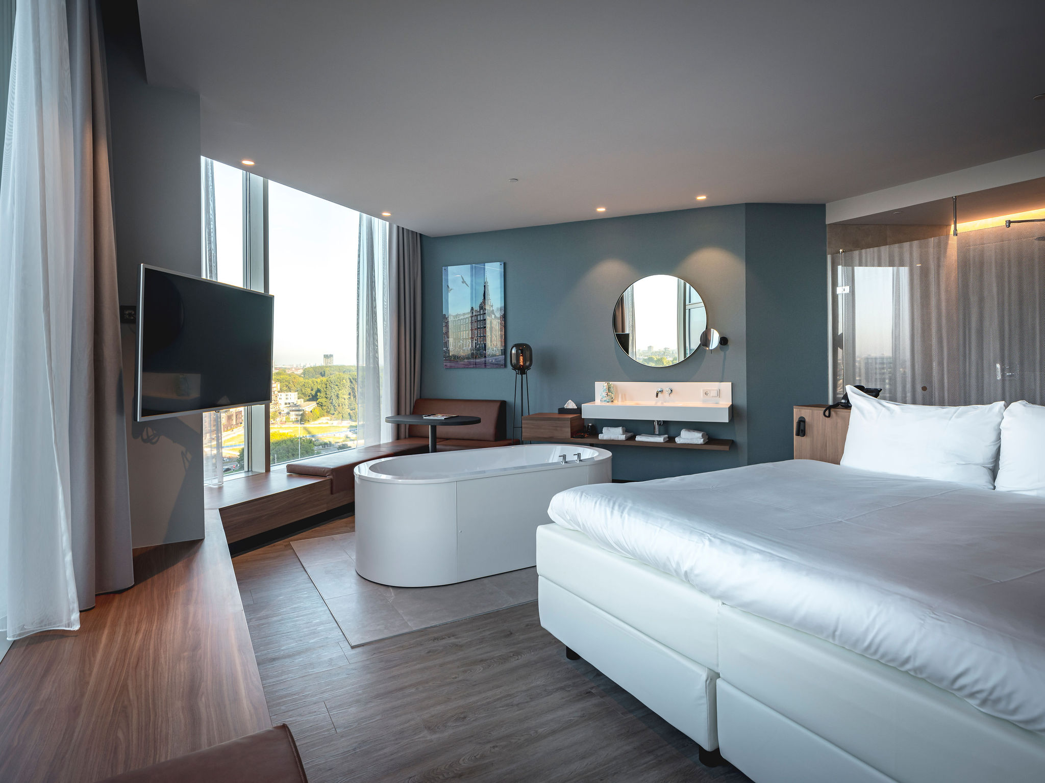 Junior Suite Hotel Amsterdam Zuidas